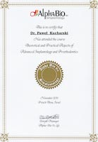 Theorethical and practical aspects of advanced implantology and prosthodontics